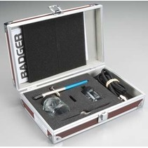 Badger 150 Pro Airbrush MD/HD WITH CASE