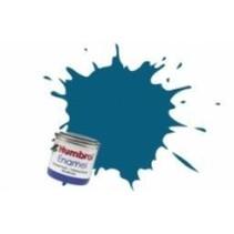 HUMBROL ENAMEL 14ML MATT AZURE BLUE #157