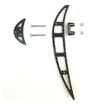 CENTURY CARBON 3D TAIL FIN SET (STYLE 1) - Hummingbird 3D Pro