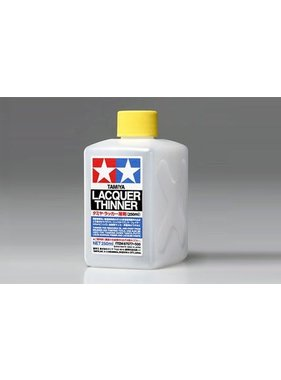 TAMIYA tamiya lacquer thinners 250ml