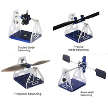 HY ALLOY AND ACRYLIC HELICOPTER ( 2-3-4MM ) &amp; AIRCRAFT PROP BALANCER UP TO 30&quot;<br />( OLD CODE HY231603 )