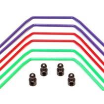 HPI RS4 Sway Bar Set (6)