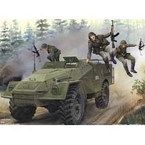 TRUMPETER RUSSIAN BTR-40 APC 1/35 05517
