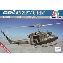 ITALERI BELL AB212 UH-1N 1/48