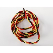 ACE TWISTED SILICONE 22 AWG SERVO WIRE 1MT