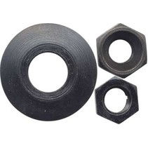 MAGNUM XL PROP NUT AND WASHER 80-120FS/XLS 91  280208
