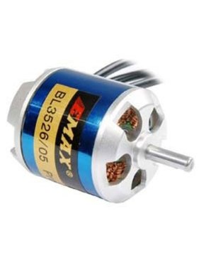 EMAX EMAX OUTRUNNER MOTOR BL 3526/04 860KV 5S LIPO 65AMP SUITS 13 X 6 OR 14 X 8 PROP