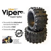 UBER RC VIPER REAR SUPER SPIKE TIRE BAJA 5B