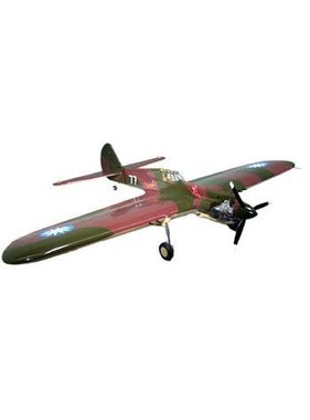BRODAK CONTROL LINE FLYING TIGER BY BRODAK .40 - .50