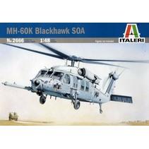 ITALERI MH-60K BLACKHAWK SOA 1/48 WITH AUSTRALIAN DECALS