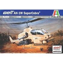 ITALERI BELL AH-1W SUPERCOBRA 1/48