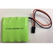 ENRICHPOWER ENRICH 4.8V 2300mah NiMh BATTERY PACK JR / HITEC LEAD