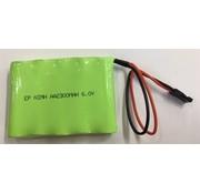 ENRICHPOWER ENRICH 6.0V 2300mah NiMh BATTERY PACK JR / HITEC LEAD