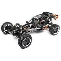 HPI BAJA 5B 2.2 2016 EDITION with d box ( drift  box ) MATTE BLACK or GUN METAL  BODY  READY TO RUN  <br />