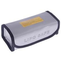 ACE LIPO BOX BAG MEDIUM 185X75X60mm AVAIL BLACK OR SILVER