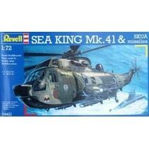 REVELL SEA KING MK 41 + SKU