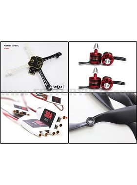DJI DJI FLAME WHEEL F450 ELEGANT MULTIROTOR AIR FRAME ARF REQUIRES ASSEMBLY