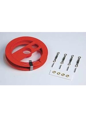 SIG SIG CONTROL LINE KIT 7 STRAND BRAIDED STAINLESS STEEL 2 LINE .008X70'