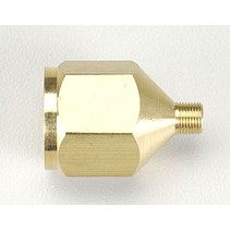 "BADGER 1/4"" Compressor Adapter with Bleed"