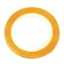 INTEGY YELLOW 1.0mm Vinyl Trim Tape Roll for RC Body & Masking