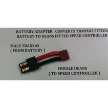 ACE ADAPTER TRAXXAS BATTERY TO DEANS DEVICE