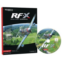 RF-X Software Only Version<br /> Experience the ultimate in RC simulation ( real flight ) 2017 <br />  ( NO FURTHER DISCOUNT )