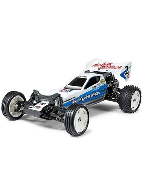 TAMIYA TAMIYA XB  NEO FIGHTER BUGGY DT-03 EXPERT BUILT 1/10 2WD BUGGY