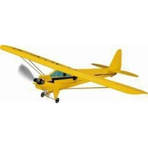 GREAT PLANES NOW $44.00 FLAT OUTS  J-3 CUB ELECTRIC PLANE