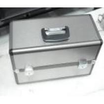 HY ALUMINIUM TX CASE TWIN 440 X 195 X 260MM<br />( OLD CODE HY130302 )