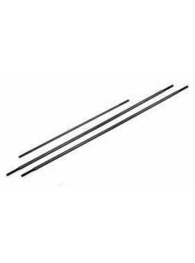 CENTURY HELI CENTURY PUSHROD SET 3MM-50NX