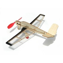 GUILLOWS V-TAIL RUBBER POWERED