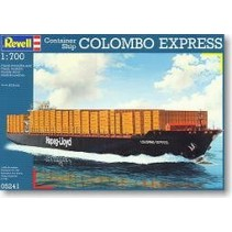 REVELL CONTAINER SHIP COLOMBO EXPRESS 1/700