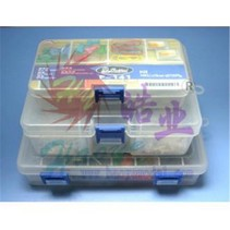 HY PLASTIC BOX 70 x 55 x 20mm<br />(4 SECTION)<br />( OLD CODE HY130205 )