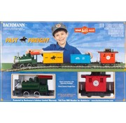 BACHMANN BACHMAN G SCALE FAST FREIGHT LIL HAULER WITH APPROVED AUSTRALIAN TRANSFORMER
