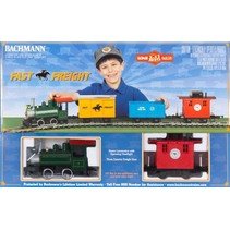 BACHMAN G SCALE FAST FREIGHT LIL HAULER WITH APPROVED AUSTRALIAN TRANSFORMER