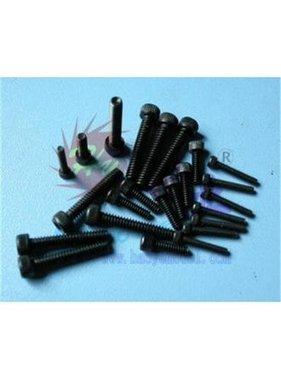 HY MODEL ACCESSORIES HY ALLEN KEY SCREWS M4 X 25mm  ( 100 PK )<br />( OLD CODE HY170125 )