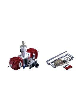 CRRC CRRC MUFFLERS TWIN 55cc TYPE FOR THE GF55II TWIN MOTOR<br />55251 &amp; 55252
