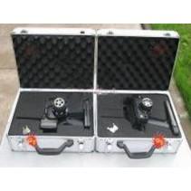 HY ALUMINIUM TX WHEEL GEAR CASES FOR SANWA M8 M11 385 X 265 X 160mm<br />( OLD CODE HY130324B )