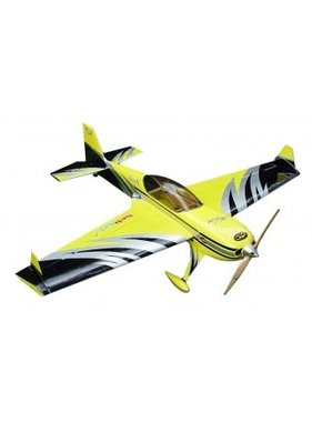 SEBART SEBART NOW $400.00 KATANA V2 50E ARF YELLOW BLACK & SILVER