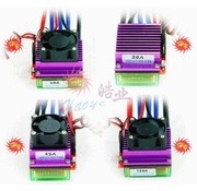 HY MODEL ACCESSORIES HY BRUSHLESS ESC FOR R/C CARS 30AMP<br />( OLD CODE HY260601 )