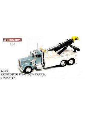 NEWRAY KENWORTH W900 TOW TRUCK
