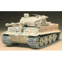 TAMIYA 1/35 GERMAN TIGER 1 TANK LATE VERSION MODEL KIT  35146