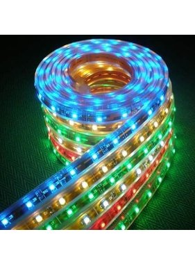 ACE IMPORTS LED WATERPROOF ROPE LIGHT ASSORTED COLOURS 1 METRE LENGTH 60 LEDS PER METRE IN WHITE, BLUE, RED, YELLOW AND GREEN