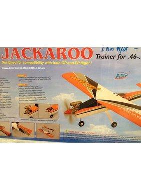 PHOENIX PHOENIX NOW $150.00 JACKAROO 46 HIGH WING TRAINER
