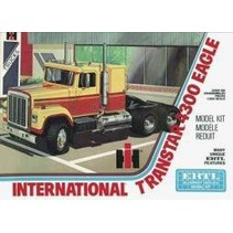 AMT INTERNATIONAL TRANSTAR 4300 EAGLE 1/25TH SCALE TRACTOR TRUCK
