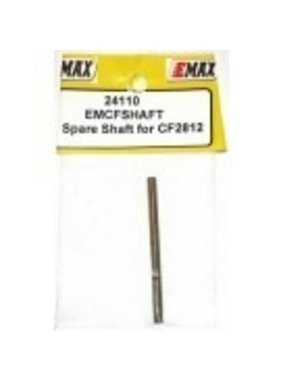 HY MODEL ACCESSORIES HY EMAX REPLACEMENT MOTOR SHAFT FOR BL2826