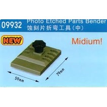 MASTER TOOLS PHOTO ETCHED PARTS BENDER MEDIUM ALLOY CNC MACHINED