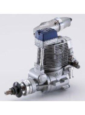 O.S. OS FS 81 FOUR STROKE ALPHA WITH SILENCER ENGINE