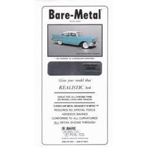 BARE METAL FOIL CO ULTRA BRIGHT CHROME