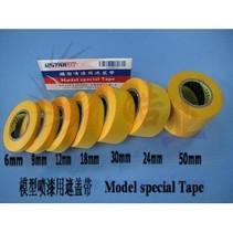 U-STAR  Masking Tape  6mm×18M